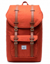 Рюкзак Herschel Little America Mid-Volume 17l, Picante Crosshatch