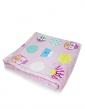 Плед детский Craftholic Pink Japan, Blanket