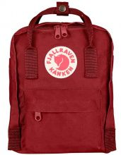 Рюкзак Fjallraven Kanken Mini 7l, Ox Red (326)