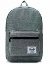 Рюкзак Herschel Pop Quiz 22l, Raven Crosshatch
