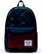 Рюкзак Herschel Studio Classic X-Large Night Camo/Plum Dot Check/Checker, 30l