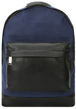 Рюкзак Mi-Pac Gold Canvas Tumbled Navy/Black