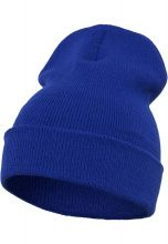 FLEXFIT Шапка Heavyweight Long Beanie royal