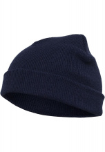 FLEXFIT Шапка Heavyweight  Beanie heather navy