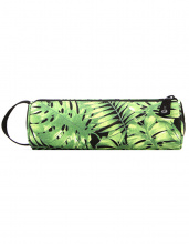 Пенал Mi-Pac Penсil Case Tropical Leaf Black