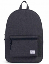 Рюкзак Herschel Settlement  Black Crosshatch, 23l